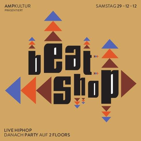 Ampkultur präsentiert Beatshop